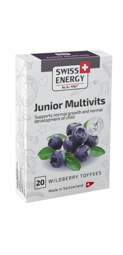 JUNIOR MULTIVITS