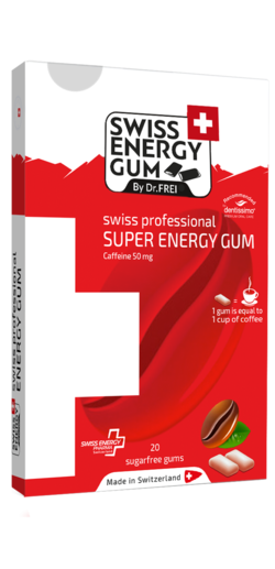 SUPER ENERGY GUM