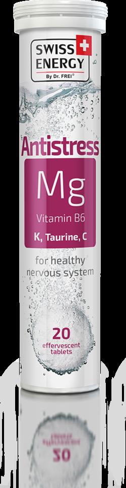 ANTISTRESS Magnesium and Vitamin B6