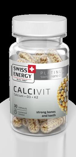 CALCIVIT Calcium + Vitamin D3 + Vitamin K2