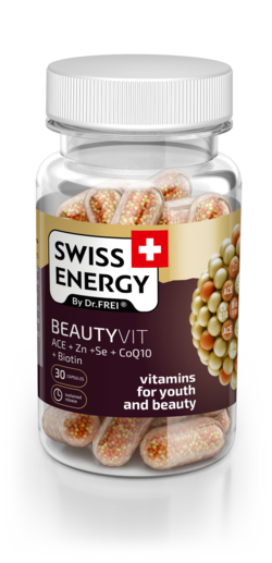 BEAUTYVIT ACE + Zn +Se + CoQ10 + Biotin