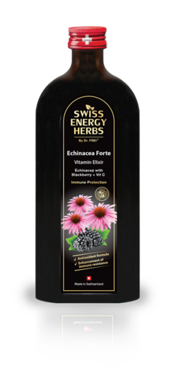 Echinacea Forte Echinacea with Blackberry + Vit C