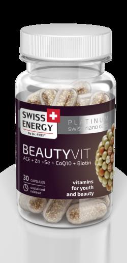 BEAUTYVIT ACE + Zn +Se + CoQ10 + Biotin