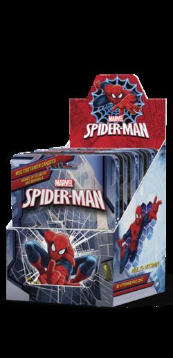 SPIDER-MAN 10 Vitamins and Zinc Dextrose tablets