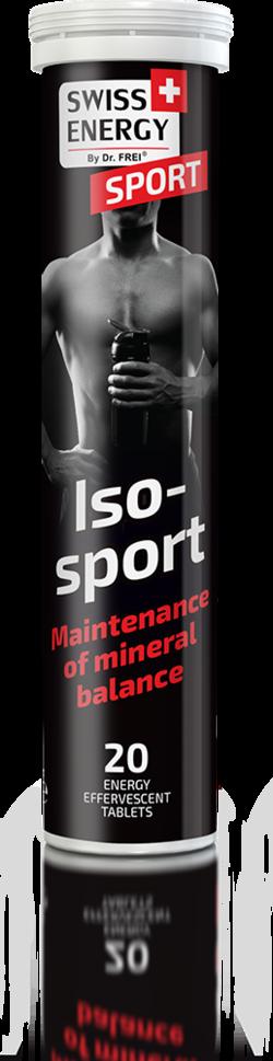ISOSPORT Potassium, Magnesium, Vitamin C