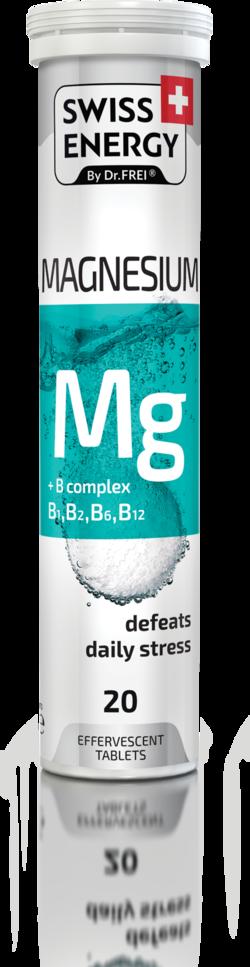 MAGNESIUM + B complex