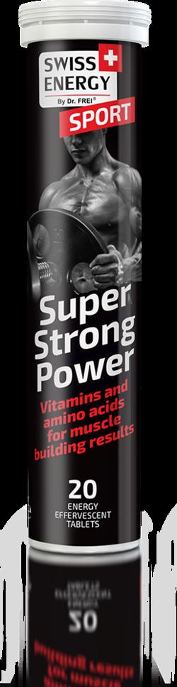 SUPER STRONG POWER Leucine, Isoleucine, Valine
