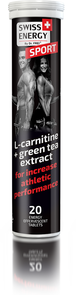 L-CARNITINE + Green tea extract