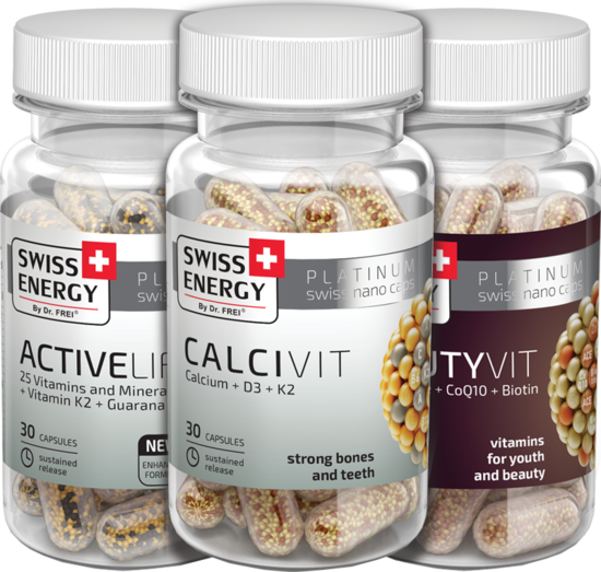 Sustained Release Capsules