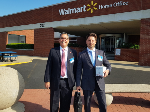 Medpack Swiss Group starts co-operation with Walmart: Swiss Energy® products will be there