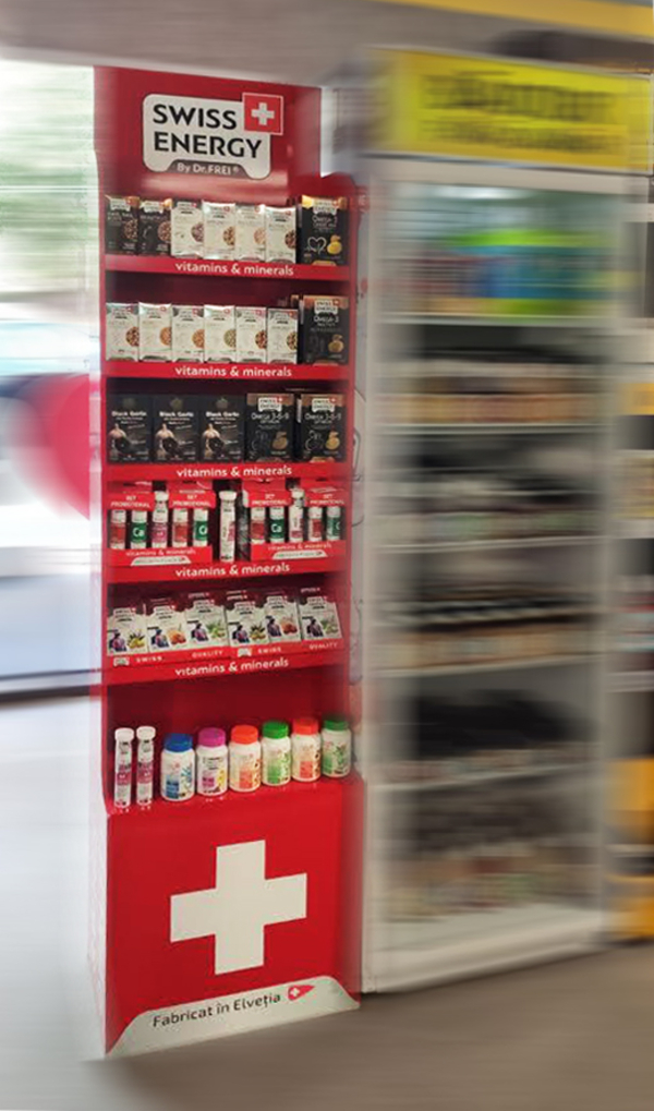 Swiss Energy Vitamins Get Success In Moldova!