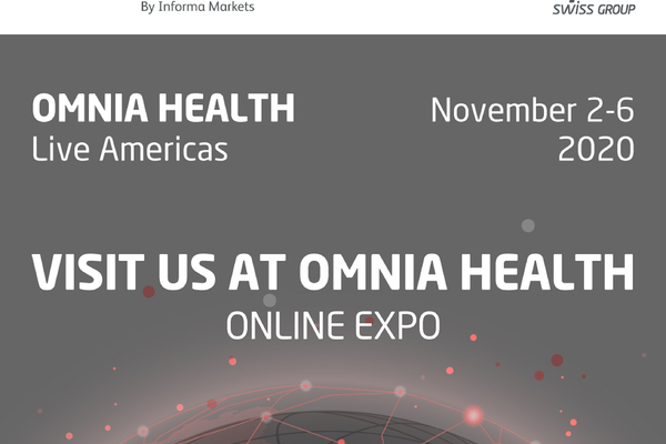 Visit Our Virtual Booth at Omnia Health USA