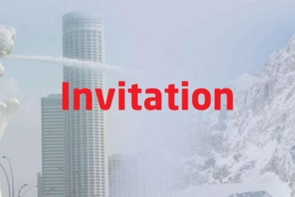 Invitation VITAFOODS ASIA 2017