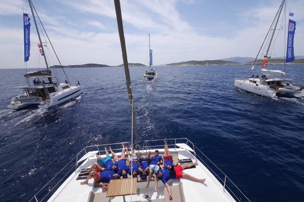 Swiss Energy Yacht Week