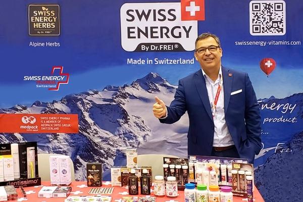 Swiss Energy на CPHI NORTH AMERICA 2019