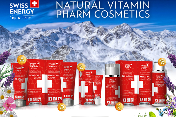 Natural Vitamin Pharm Cosmetics