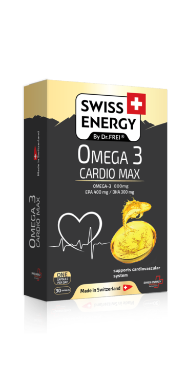 Omega-3 Cardio Max