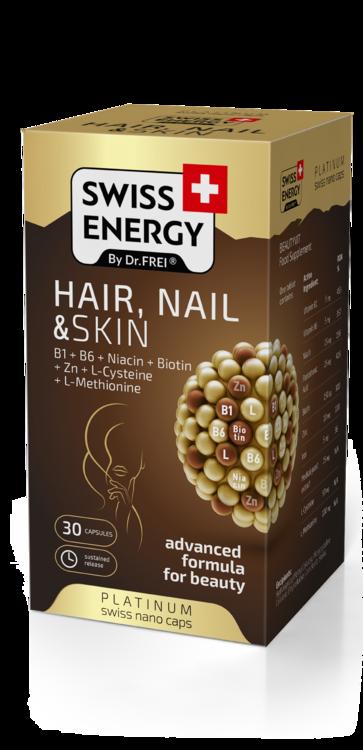 HAIR, NAIL & SKIN